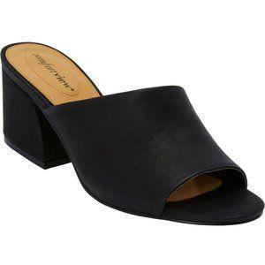 ComfortView 9W Bailey Mule Slip On Block Heels S0